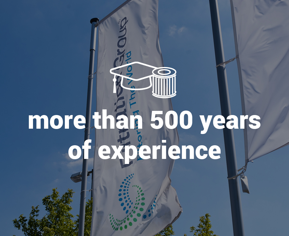 more than 500 years of experience
